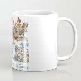 Mother Goose On The Loose Coffee Mug