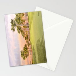 TPC Harding Park Golf Course 16th Hole Stationery Cards