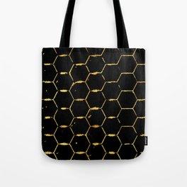 golden beehive Tote Bag