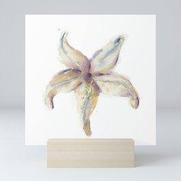 Starfish Mini Art Print