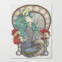 San Francisco Native Canvas Print