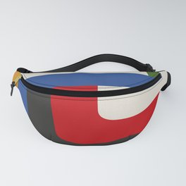 TAKE ME OUT (abstract geometric) Fanny Pack