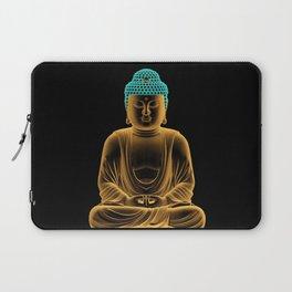 Buddha glow Laptop Sleeve