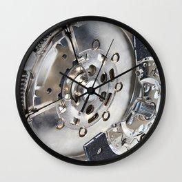Clutch system with dual mass flywheel Wall Clock