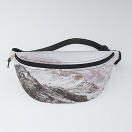 Mountain life Fanny Pack