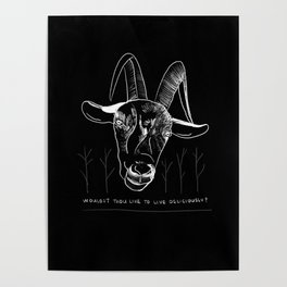 Wouldst Thou Like to Live Deliciously? Poster