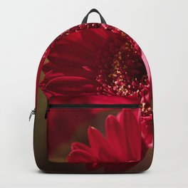 Red Gerbera II Backpack