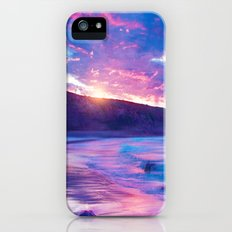 wish you were here III iPhone (5, 5s) Slim Case