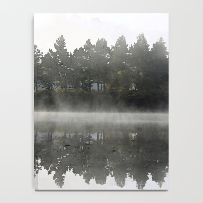 Reflections of a mood Notebook