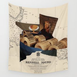 Rennell Sound Wall Tapestry