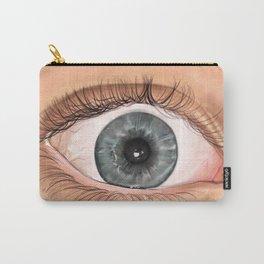 Hallie's Eye Carry-All Pouch