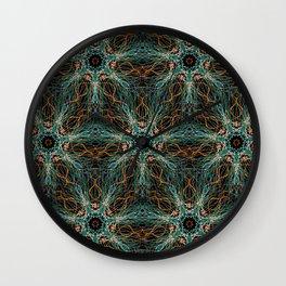 Neuron Network Wall Clock