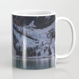 Lake Braies Coffee Mug