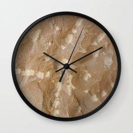 Chisel shot Wall Clock