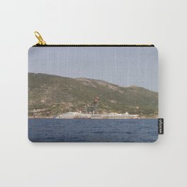 Wreck Of The Costa Concordia Carry-All Pouch