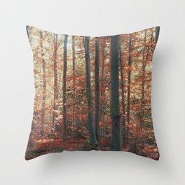 morton combs 01 Throw Pillow