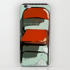 Take a load off iPhone & iPod Skin