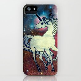 ladymagicunicorn iPhone Case
