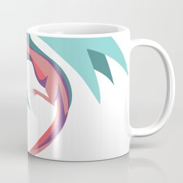 Dragon at Dawn Coffee Mug