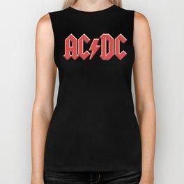 AC-DC Biker Tank