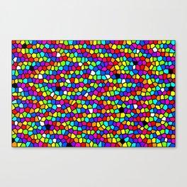 Drops Of Rainbow Canvas Print