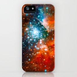 The Giant Nebula iPhone Case