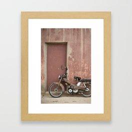 Tafraoute Framed Art Print
