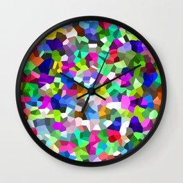 CRY PAT 101 Wall Clock