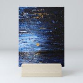 Royal Moonrise Mini Art Print