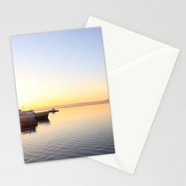 pastel on the horizon Stationery Cards