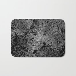 Atlanta map Georgia Bath Mat