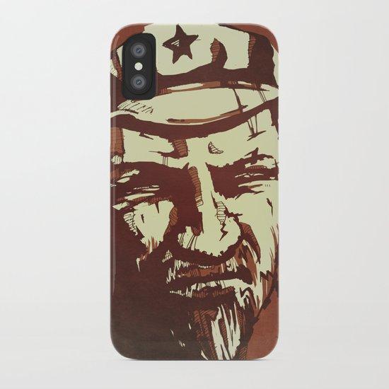 Vladimir Ilyich Lenin iPhone Case