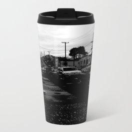 Empty Street Metal Travel Mug