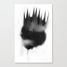 boy king Canvas Print