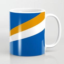 Marshall Islands Flag Coffee Mug