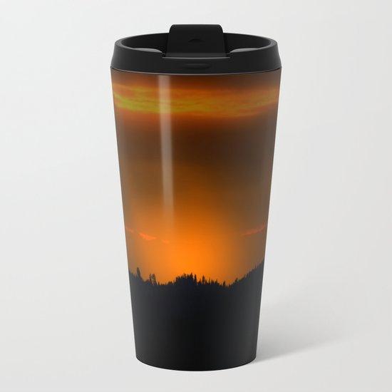 The Light Metal Travel Mug