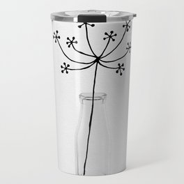 Flower Still Life I Travel Mug