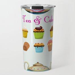 Tea & Cake Travel Mug