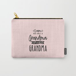 Cute Great Grandma Funny Great Grandma Gift Carry-All Pouch