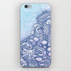 Shroom City iPhone & iPod Skin