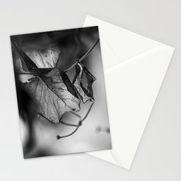 the things left unsaid Stationery Cards