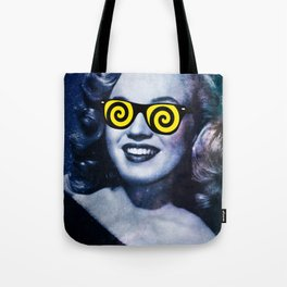 Love Is a Shining Dollar Tote Bag