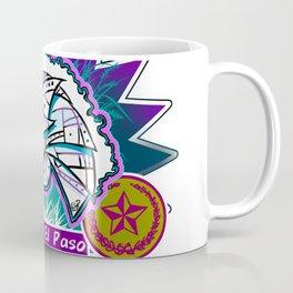 DUKEScomics Sticker Coffee Mug