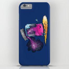 The Cosmic Jam iPhone Case
