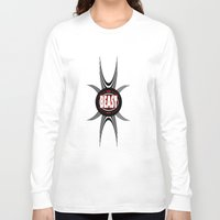 beast Long Sleeve T-shirts featuring BEAST  by Robleedesigns