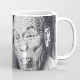 Patrick Stewart & Ian McKellen Coffee Mug