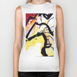 And the Trumpets shall Sound        by Kay Lipton Biker Tank