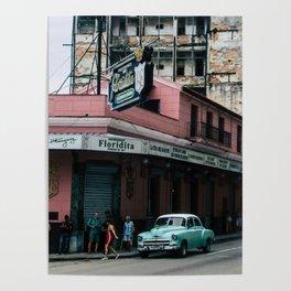 La Floridita Poster
