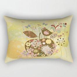 Der Apfel - The Apple Rectangular Pillow