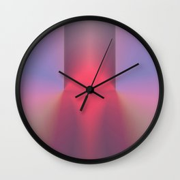 Just Pretend I'm Not Here Wall Clock